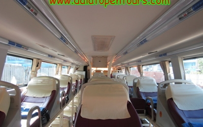 Dalat to Hoi An bus schedule & ticket